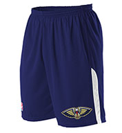 Custom Alleson Adult NBA New Orleans Pelicans Shorts