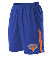 Custom Alleson Adult NBA New York Knicks Shorts