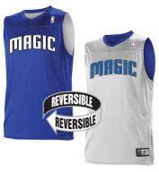 Custom Team NBA Orlando Magic Adult Reversible Jersey