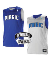 Custom Team NBA Orlando Magic Youth Reversible Jersey