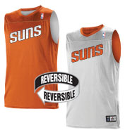 Custom Team NBA Phoenix Suns Adult Reversible Jersey