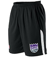 Custom Team NBA Sacramento Kings Adult Shorts