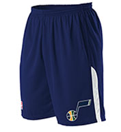 Custom Alleson Youth NBA Utah Jazz Shorts