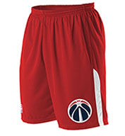 Custom Team NBA Washington Wizards Adult Shorts