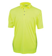 Custom Game Sportswear Adult Hi-Vis Moisture Wicking Polo