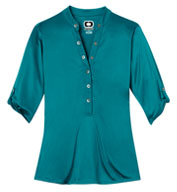 Custom OGIO® Ladies Crush Henley