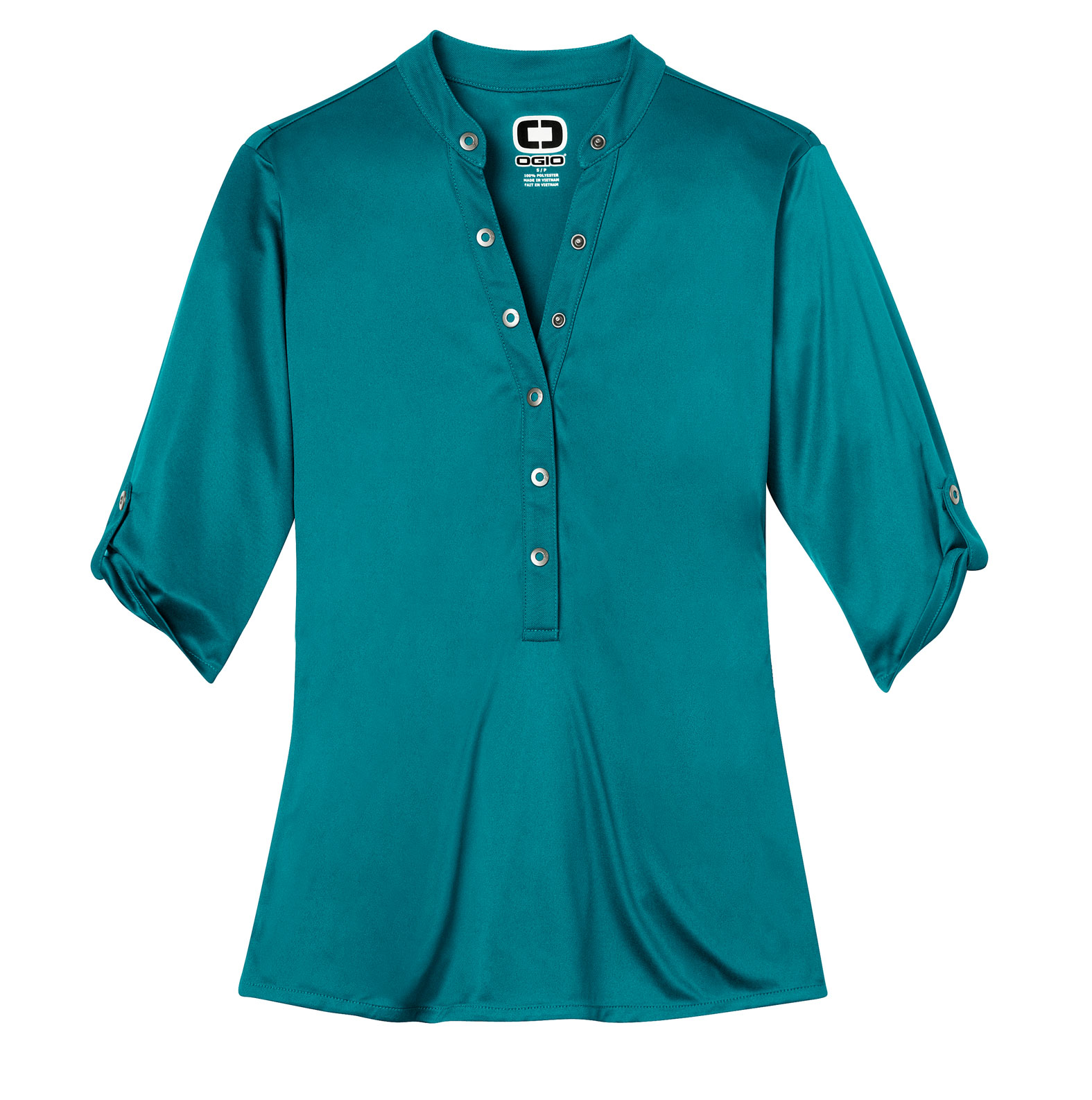 OGIO® Ladies Crush Henley