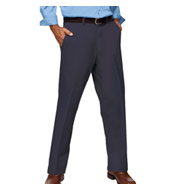 Custom Mens Teflon Treated Twill Flat Front Pants
