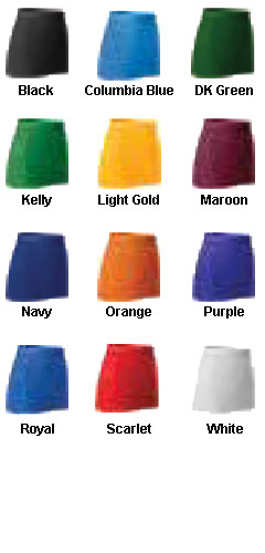 Girls Fitted Straight Skirt - All Colors