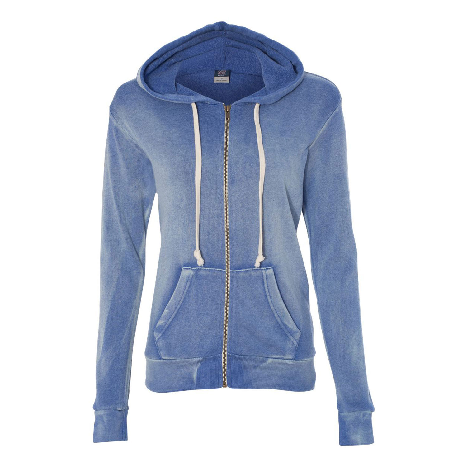 Ladies Angel Fleece Sanded Hoodie