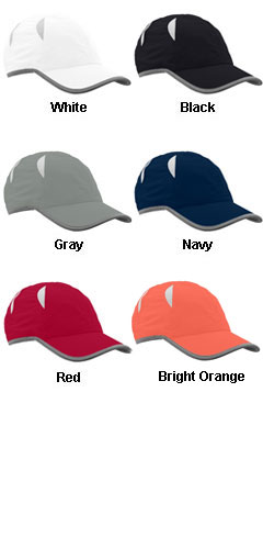 Peformance 6 Panel Cap - All Colors