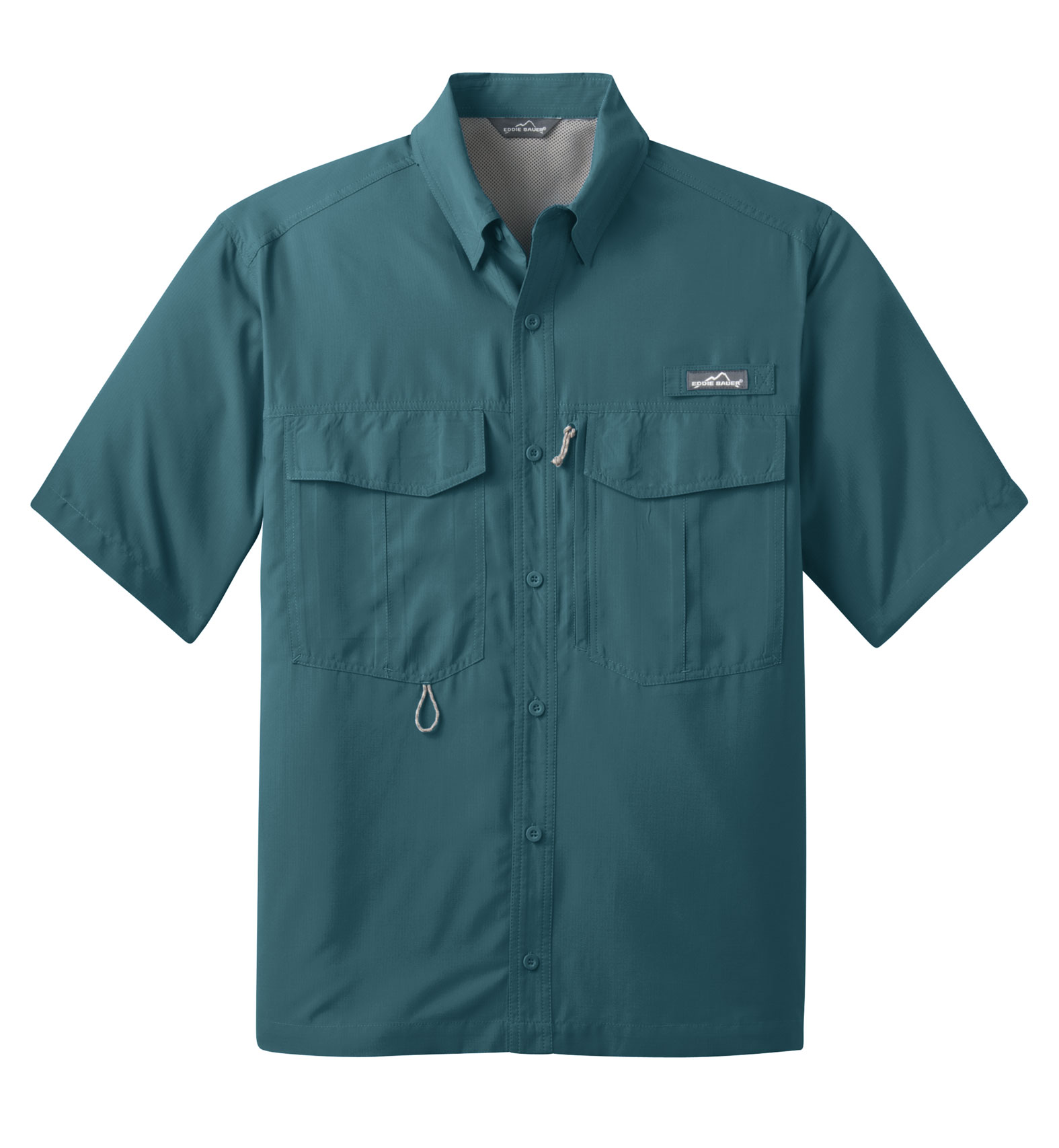Eddie Bauer® Short Sleeve Performance Fishing Shirt