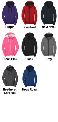 Juniors Concert Fleece by District - All Colors