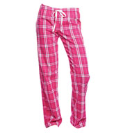 Custom District® Womens Flannel Plaid Pants