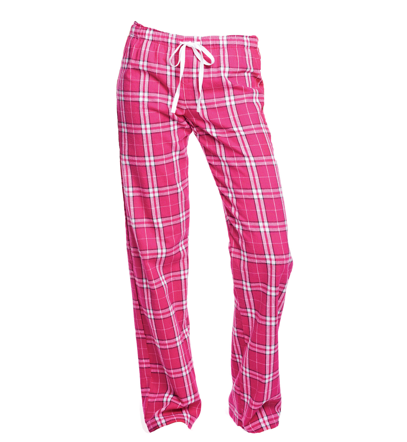 District® Womens Flannel Plaid Pants
