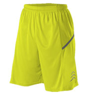 Custom Alleson Adult Bounce Basketball Short Mens