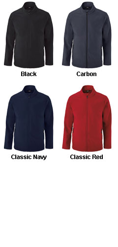 Cruise CORE365™ Mens 2 Layer Fleece Bonded Soft Shell Jacket - All Colors