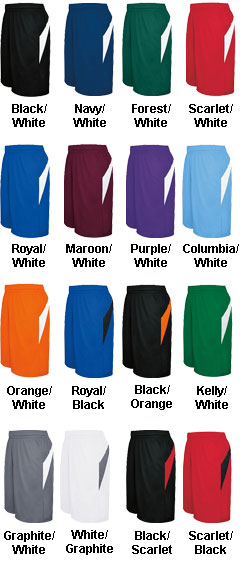 Adult Transition Game Short - All Colors