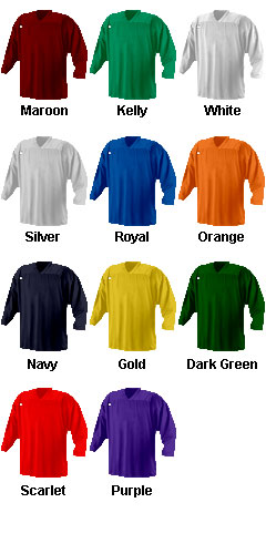 Warrior Goalie Sonic Hockey Jersey - All Colors