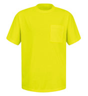 Custom Enhanced Visibility T-Shirt Mens