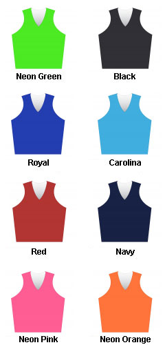 Womens Field Sport Reversible Racerback - All Colors