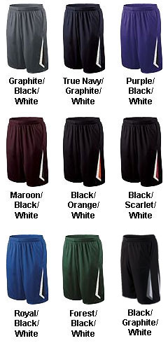 Holloway Adult Mobility Short - All Colors