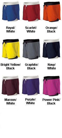 Holloway Girls Propel Short - All Colors