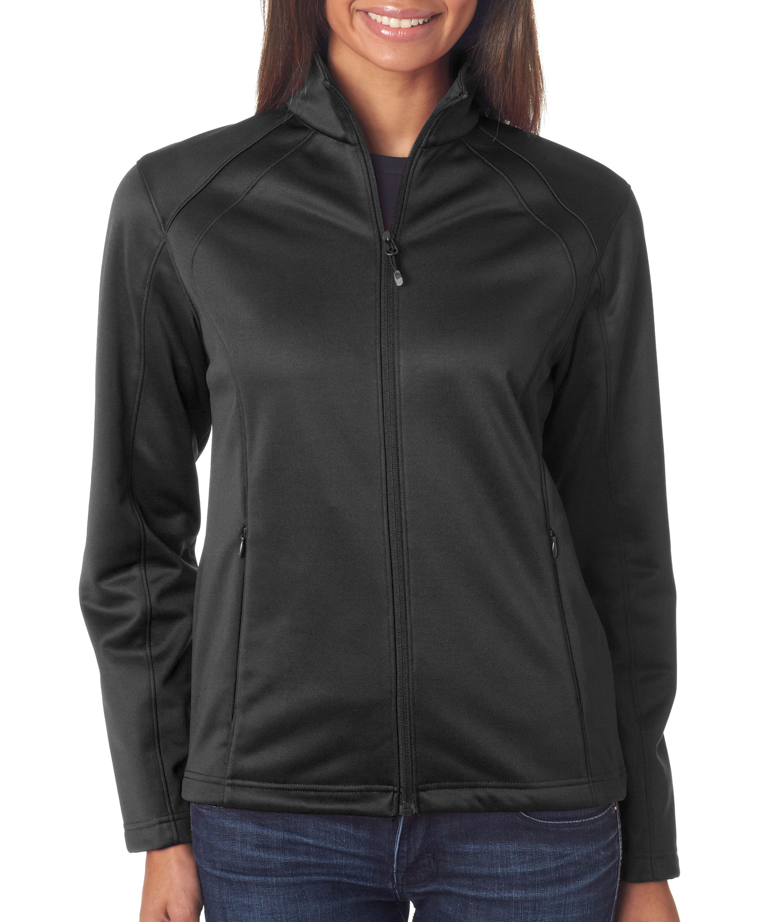 UltraClub Ladies Soft Shell Jacket