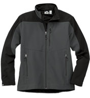 Custom Storm Creek Sean - Mens Velvet lined Soft Shell Jacket