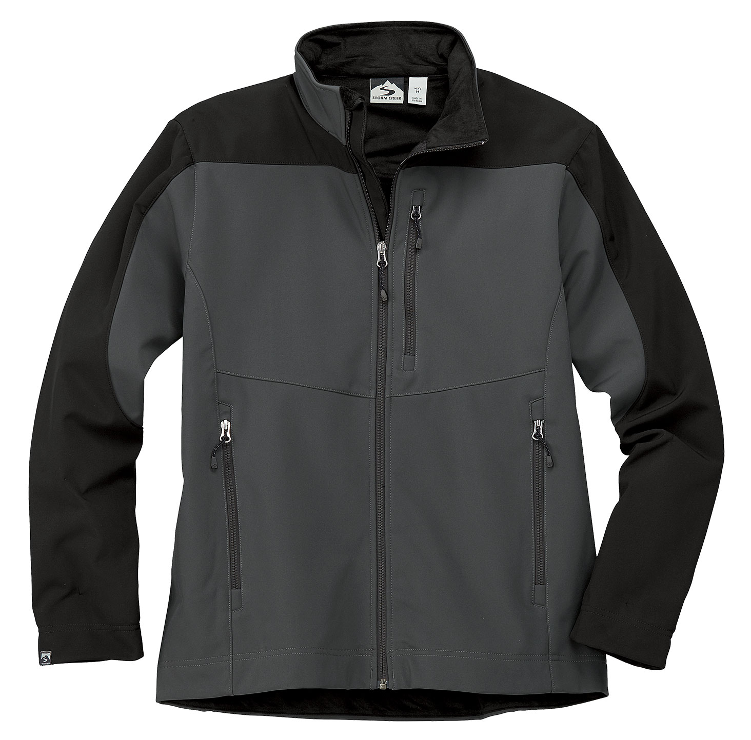 Storm Creek Sean - Mens Velvet lined Soft Shell Jacket