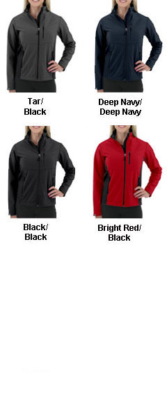 Storm Creek Ladies Shayla Velvet Lined Soft Shell Jacket - All Colors