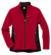 Custom Storm Creek Ladies Shayla Velvet Lined Soft Shell Jacket