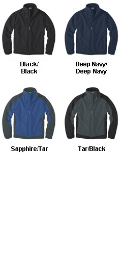 Storm Creek Mens Waterproof Insulated Soft Shell Jacket - All Colors