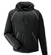 Custom Mens Performance Fleece Hoodie