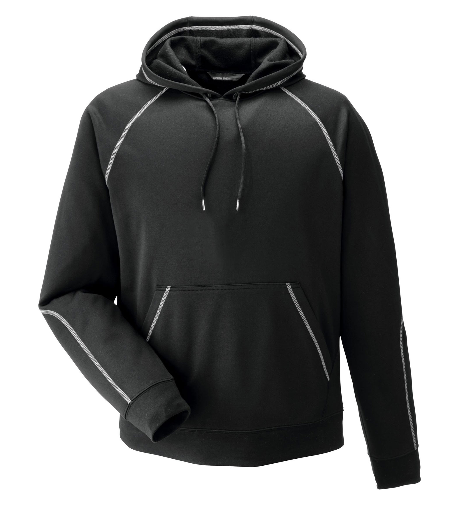 Mens Performance Fleece Hoodie
