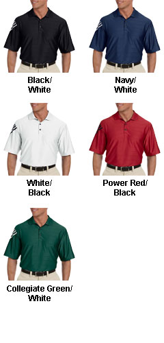 Adidas Mens Golf ClimaCool Mesh Polo - All Colors