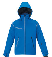 Custom Mens Waterproof Insulated Jacket