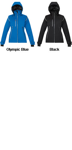 Womens Waterproof Insulated Jacket - All Colors