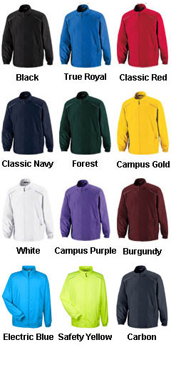 Mens CORE365™ Unlined Lightweight Jacket - All Colors