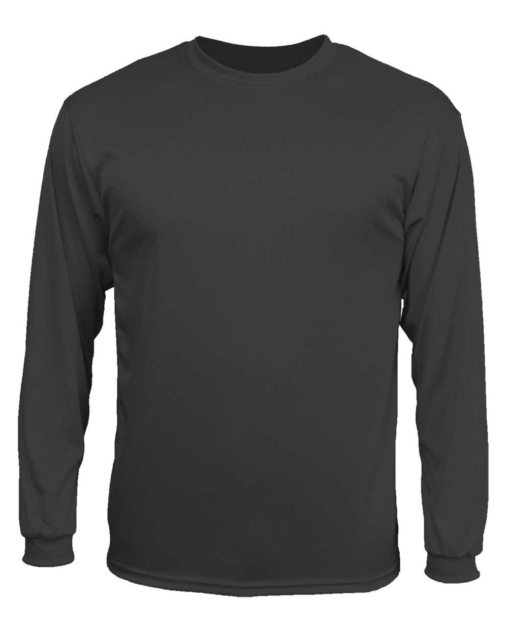 Badger Mens C2 Sport Performance Long Sleeve Tee