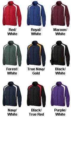 Colorblock Raglan Jacket in Tall Sizes - All Colors
