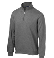 Custom Sport-Tek® Mens 1/4 Zip Sweatshirt