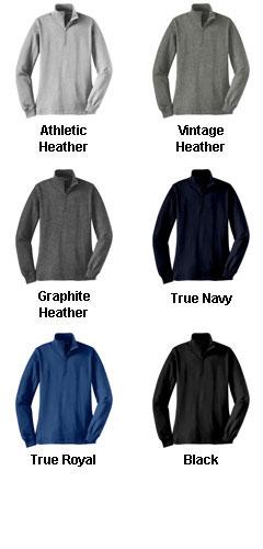 Mens Tall Sport-Tek® 1/4 Zip Sweatshirt - All Colors