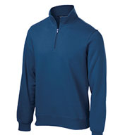Custom Sport-Tek® Mens Tall 1/4 Zip Sweatshirt