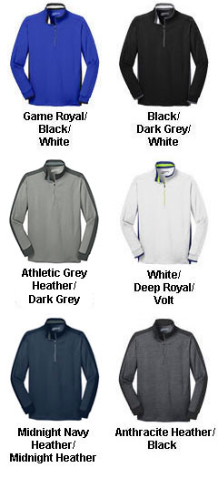 Nike Golf Dri-FIT 1/2 Zip Coverup - All Colors