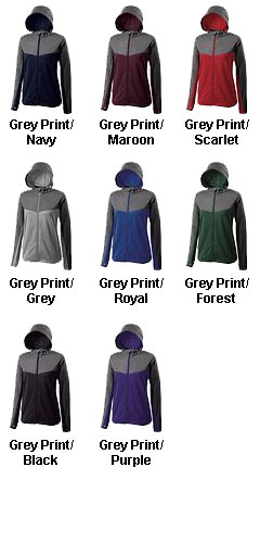 Holloway Ladies Crossover Jacket  - All Colors
