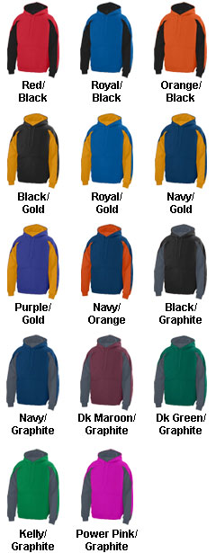 Adult Volt Raglan Sleeve Hoody - All Colors