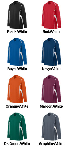 Adult Winning Streak Long Sleeve Jersey - All Colors