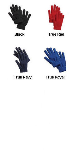 Sport-Tek® Spectator Gloves - All Colors