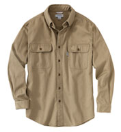 Carhartt Mens Oakman Work Shirt
